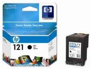 Как заправить, обнулить и восстановить картридж HP121