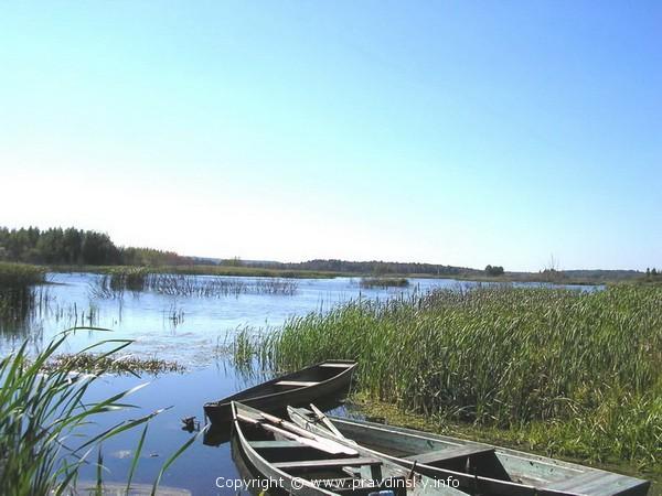 Разливы вблизи озера Сергеевичское