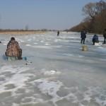 Фоторепортаж с реки Птичь 13.03.2011