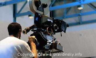 Кинокамера и съемка кинокамерой. Кино, камера, съемка
