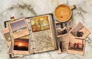 Дневник путешественника. Скетчбук, артбук, скрапбук или дневник путешествия