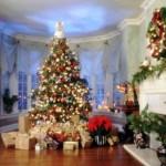 Как нарядить елку к новому году своими руками