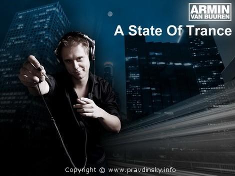 Скачать транс музыку бесплатно: Армин ван Бюрен: Armin van Buuren - A State Of Trance Episode 499 (10-03-2011)