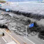 Землетрясение в Японии. Фото
