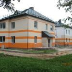 Новый дом из пустующего здания