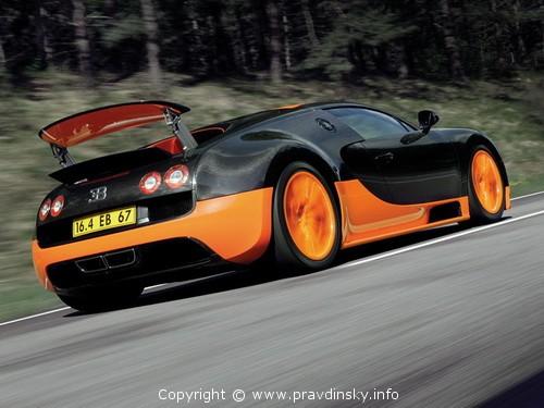 Бугатти / Bugatti EB 18/4 veyron