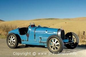Модель Bugatti Type 35 GP