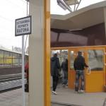 Реконструкции станции «Руденск». Регулярное движение поездов городских линий по маршруту Минск - Руденск