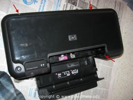 Ремонт принтера, обслуживание принтера, как разобрать принтер, как открыть принтер