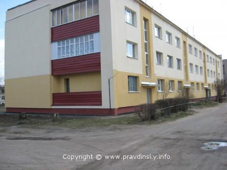 Утепление домов в Правдинске